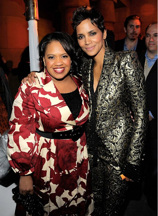 Frankie and Alice LA Premiere 2010 Chandra Wilson Halle Berry
