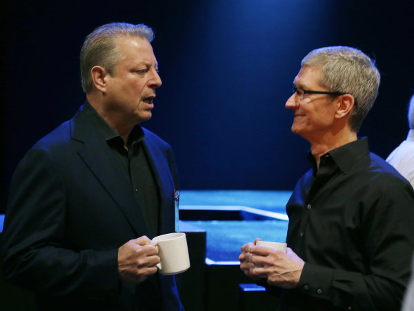 APPLE EVENT: Apple updates software, MacBooks - Yahoo! News