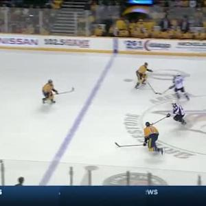 Carter Hutton Save on Nick Holden (11:24/1st)
