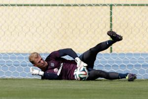 Goalkeeper Hart aware how costly a blunder can be