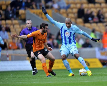 Soccer - Sky Bet League 1 - Wolverhampton Wanderers v Coventry City - Molineaux Stadium