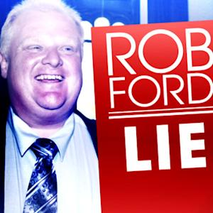 David Letterman - All About Crack-Smoking Mayor Rob Ford