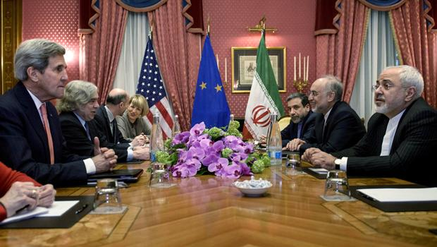 What happens if nuclear talks with Iran fail?