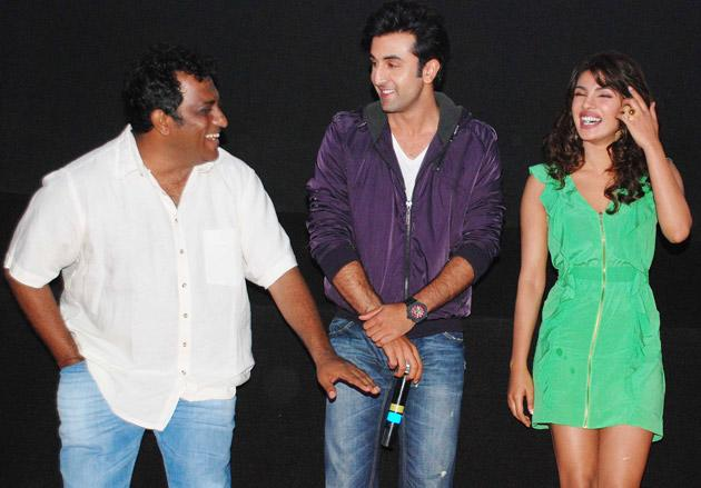 Barfi music launch