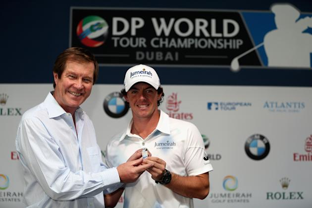 DP World Tour Championship - Previews
