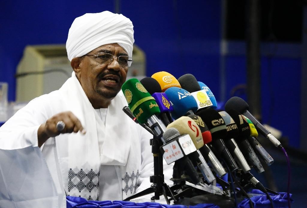 US warns China over Bashir trip