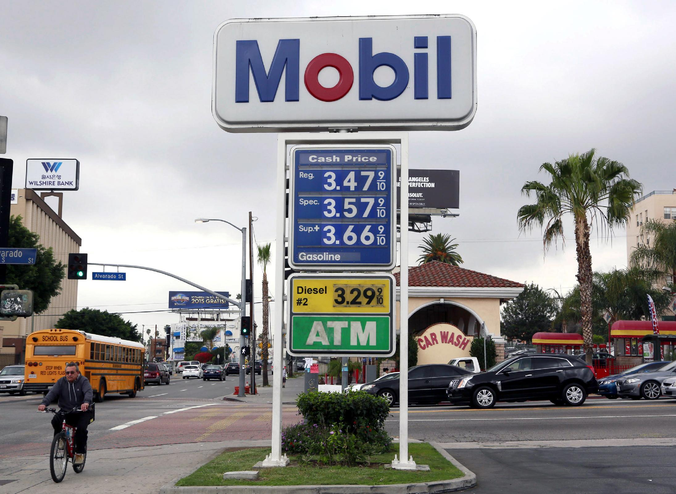 Gas prices soar in California as supply shrinks