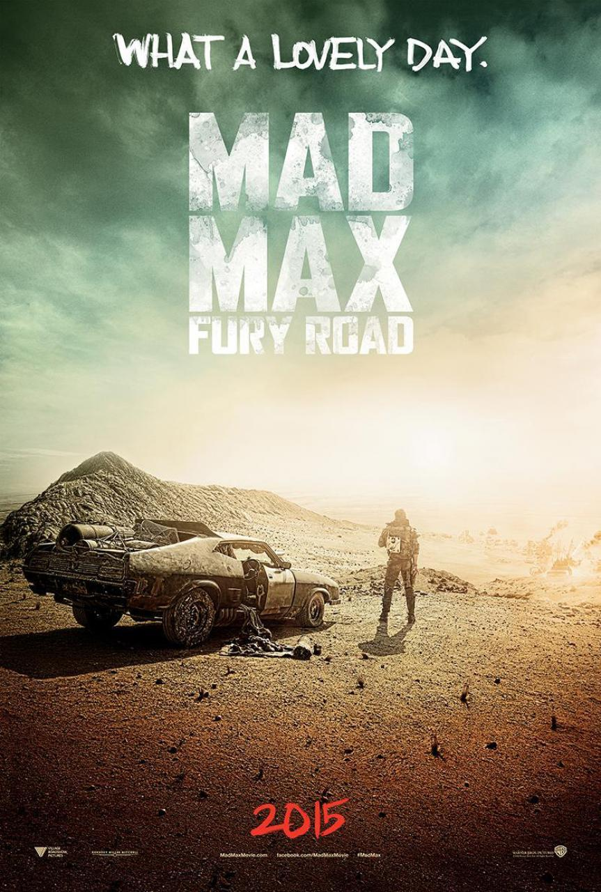 'Mad Max' at the center of Steam's big movie push