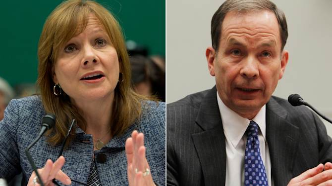 Lawmakers press GM on report's findings