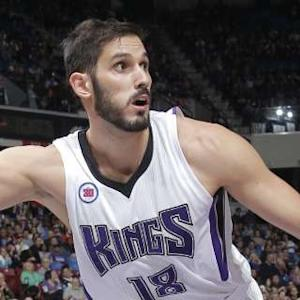 Assist of the Night: Omri Casspi