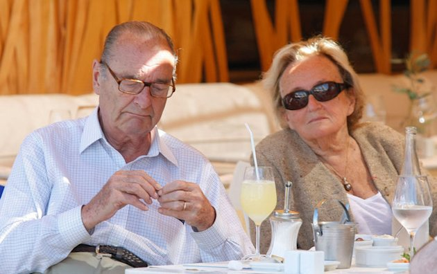 Bernadette aurait oblig Jacques Chirac  voter pour Sarkozy !