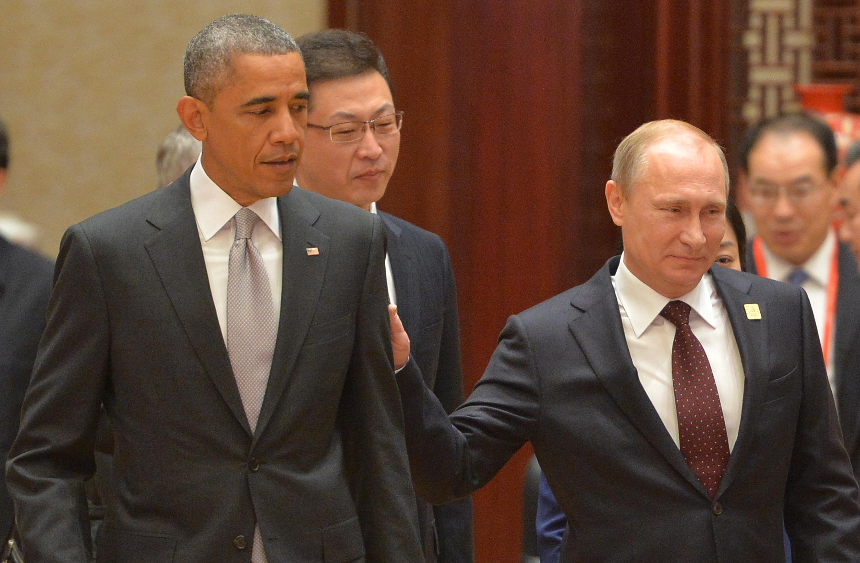 Obama invited to WWII commemorations in Moscow: Kremlin