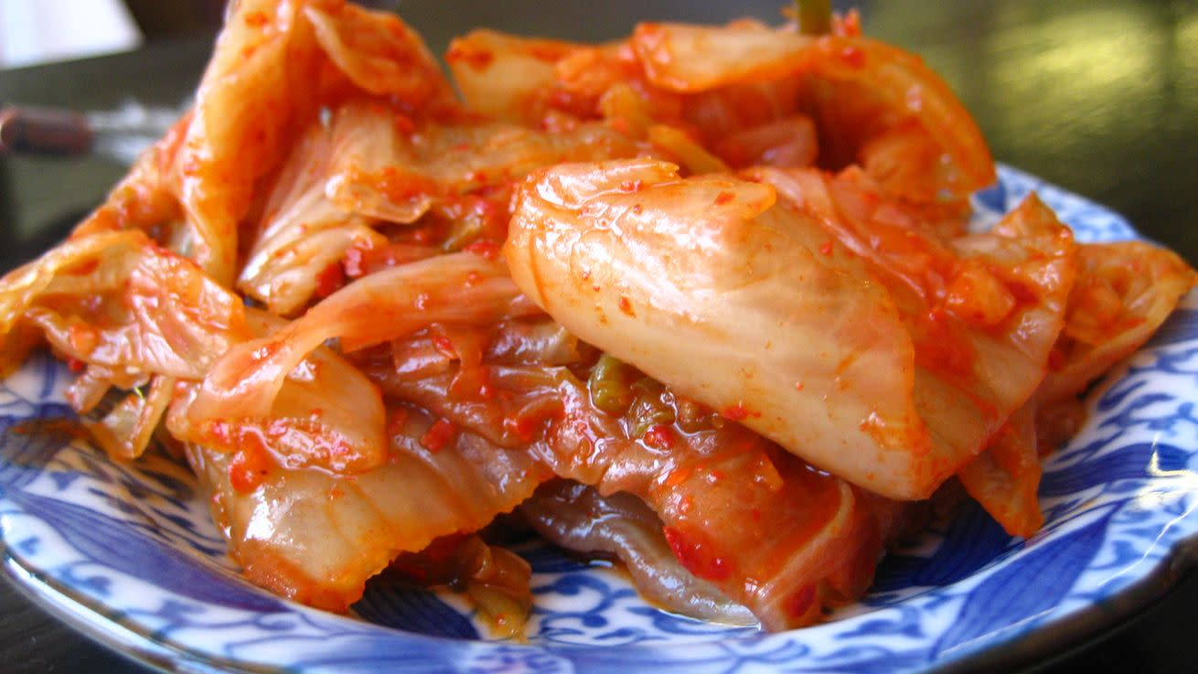 North Korean Kimchi to Be Given Unesco Heritage Status