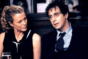 Kim Basinger and Al Pacino in Miramax's People I Know