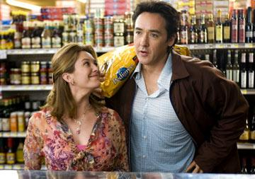 Diane Lane and John Cusack in Warner Bros. Pictures' Must Love Dogs