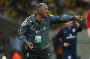 Scolari: Brazil will have much tougher tests at World Cup