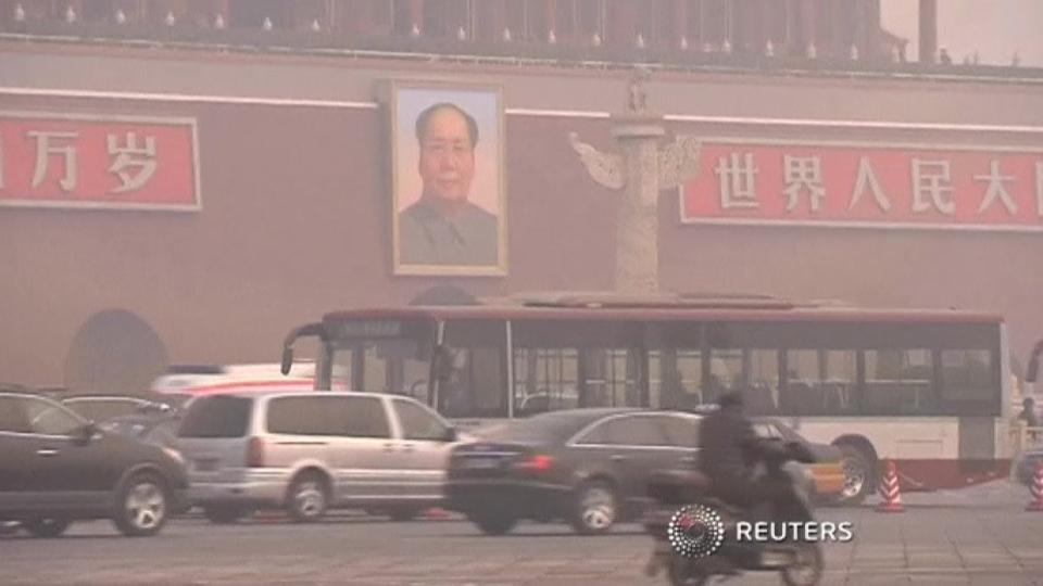 """One year on, China's """"war on pollution"""" still to be won"""