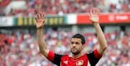 Fans say goodbye to Leverkusen's Michael Ballack in April. The former Germany captain is poised to join Western Sydney Wanderers, picking the Australian A-League newcomers over offers from the Middle East and US, a report said Thursday