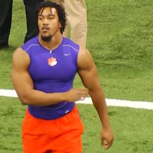Vic Beasley would 'love to play for the Falcons'