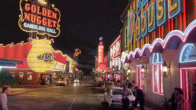 Vegas - The Visual Effects