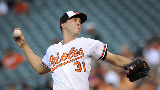 Orioles beat White Sox 5-4 in 12 innings