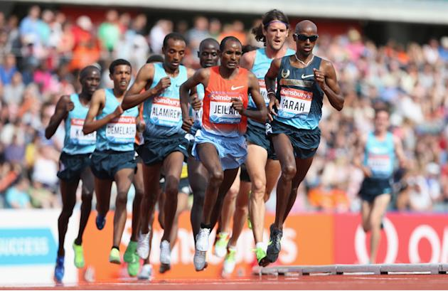 Sainsbury's Grand Prix Birmingham - IAAF Diamond League