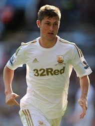 Ben Davies has been rewarded with a new deal at Swansea