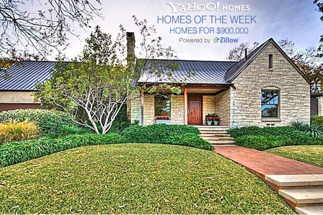 Yahoo! Homes of the Week: $900,000 homes cover
