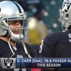 Michael Irvin: Comparing Derek Carr to Troy Aikman