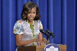 Michelle Obama to Give Keynote Address at Disney's Veteran Institute Workshop