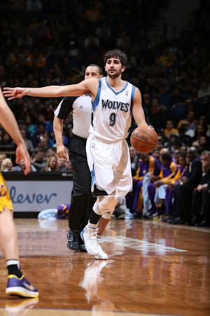 Pekovic powers Timberwolves over Thunder 101-93