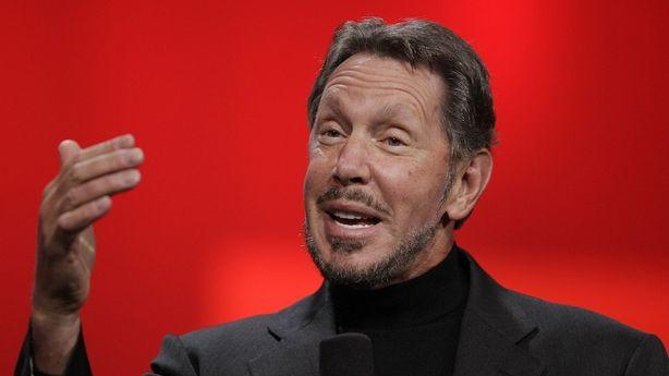 Larry Ellison Wants to Be L.A.'s Sports Kingpin