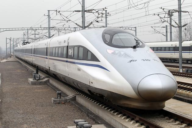 World's longest high-speed rail route