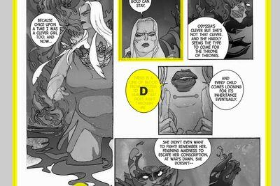 How to read a comic book: appreciating the story behind the art