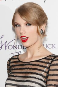 "Usher on country music artist Taylor Swift: ""She's crunk for real."" (Photo by Cindy Ord/Getty Images)"