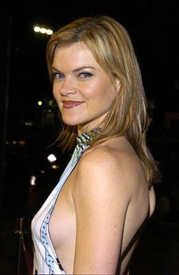 Missi Pyle at the LA premiere of MGM's Walking Tall