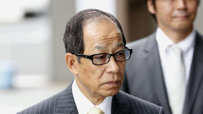 Japan's Olympus execs found guilty in loss coverup