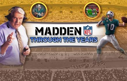 Madden Through the Years