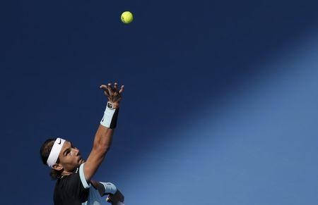 Nadal downs Fognini to reach China final