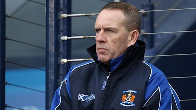 Kenny Shiels claimed Celtic had 'massive influence' over SFA disciplinary hearings