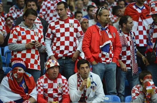 Croatia/Spain - Croatia facing …