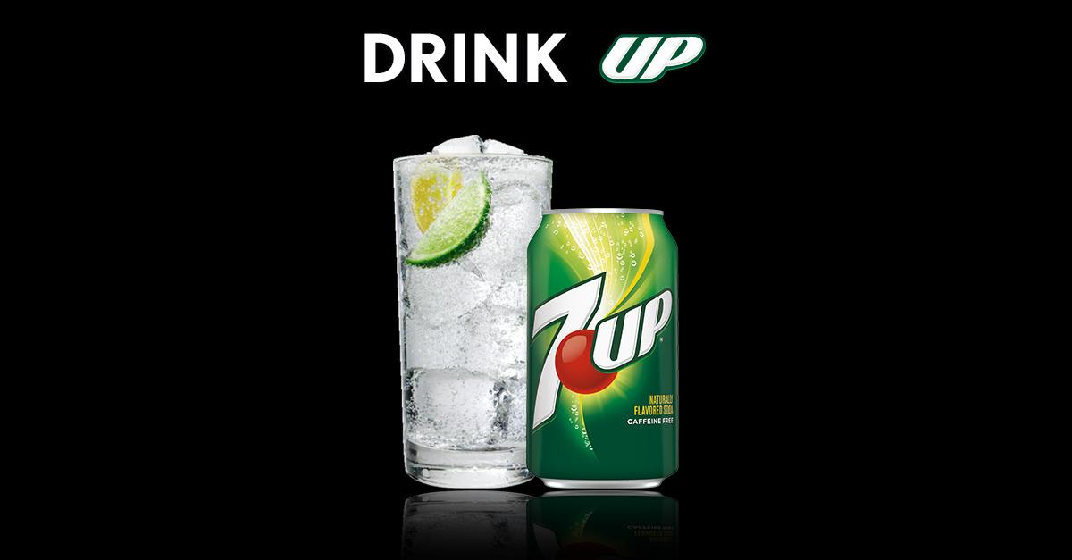 Drink UP Every Day with 7UP®