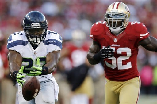 49ers make just enough plays, hold off Seahawks