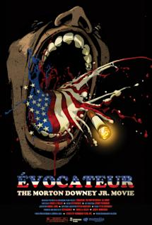 Poster of Évocateur: The Morton Downey Jr. Movie