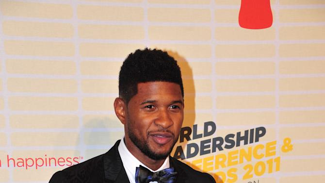 Usher's New Look Foundation - World Leadership Conference & Awards 2011 - Day 3