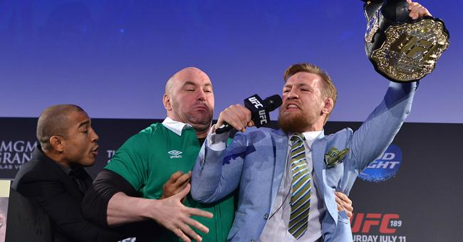 Conor McGregor Continues To Talk Trash About Everyone In The UFC