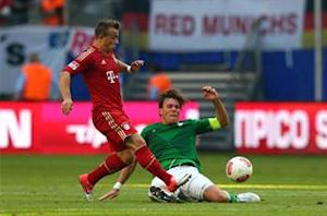 Shaqiri: I want to prove my worth to Bayern