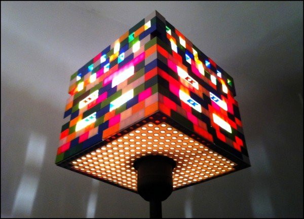 LEGO Lamp