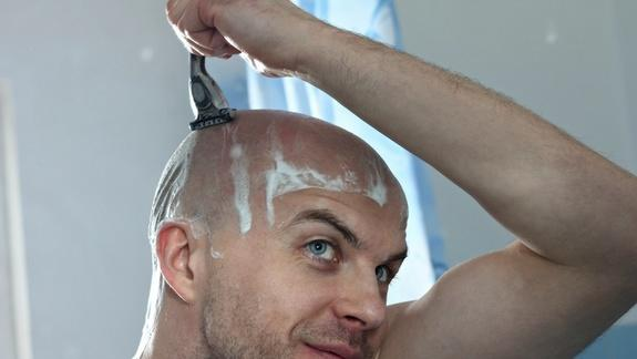 The Power Cut: Men With Shaved Heads Look More Dominant