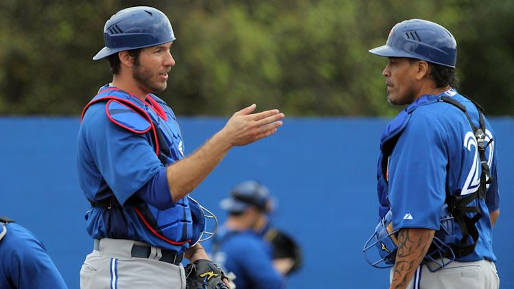 MLB: Toronto Blue Jays-Pitchers and Catchers